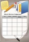 Short Stories Organizer