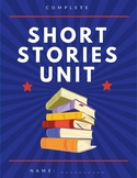 Short Stories Unit - Printable Activities for Language Arts Students