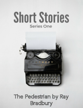 Short Stories - The Pedestrian