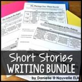 Short Stories - Writing Activities Bundle