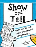 Short Stories and Comprehension for Early Readers