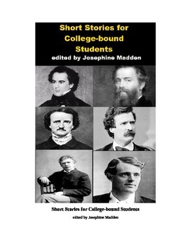 Short Stories for College-bound Students