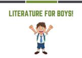 Short Stories for High School (for adventurous boys)