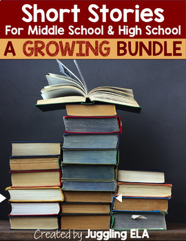 Short Stories for Middle School and High School