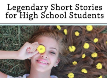 Short Stories for Middle or High School (public domain)