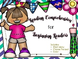 Short Stories for Reading Comprehension