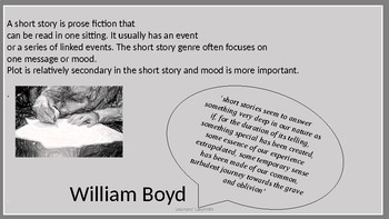 Short Stories- what are they?