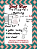 Short Story: A Pinky-less Morning