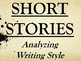 Short Story Analysis Posters