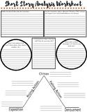 Short Story Analysis Worksheet