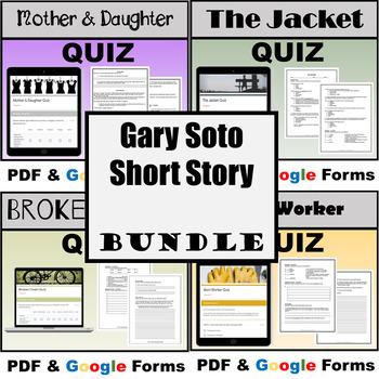Short Story BUNDLE - Gary Soto