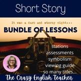 Short Story Bundle (growing) : Common Core Based