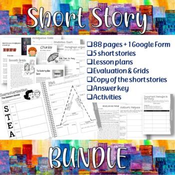 Short Story Bundle Unit Plan