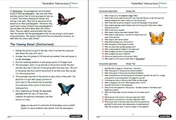 NZ Short Story: 'Butterflies' Patricia Grace