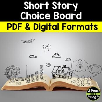 Short Story Choice Board