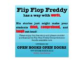 Short Story Comprehension with Flip Flop Freddy