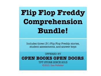 FLIP FLOP FREDDY COMPREHENSION BUNDLE