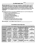 Short Story Creative Project and Rubric