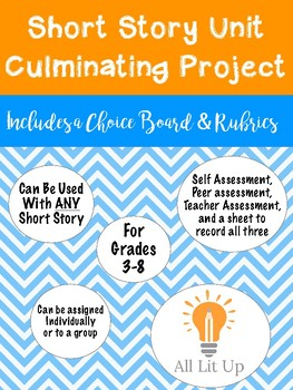 Short Story Culminating Project