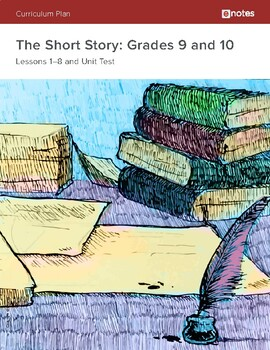 Short Story Curriculum Plan