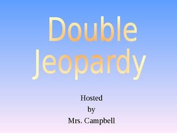 Short Story Double Jeopardy