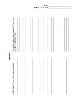 Short Story Draft Help