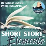 Short Story Elements - Detailed Handout