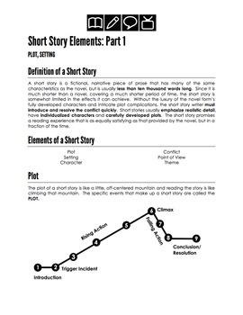 Short Story Elements: Plot & Setting