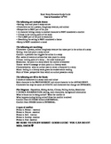 Short Story Elements Study Guide