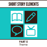 Short Story Elements: Theme