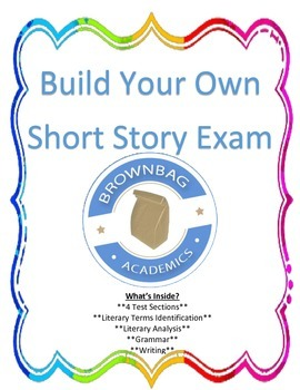 Short Story Exam: Build Your Own
