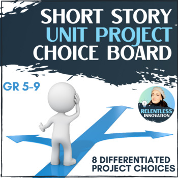 Short STory Final Project - Differentiated/Tiered