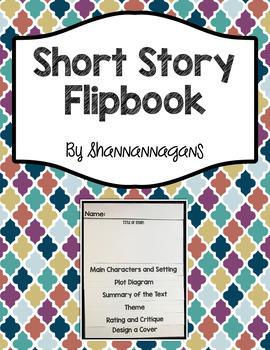 Short Story Flip Book