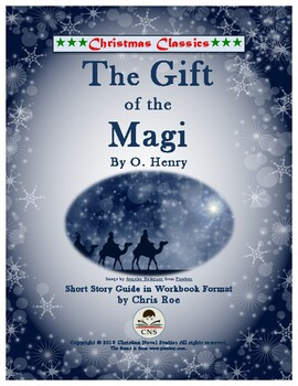 Short Story Guide: The Gift of the Magi Workbook
