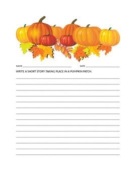 Short Story Halloween Assignment