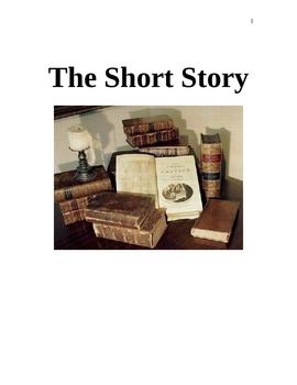 Short Story Handout Booklet