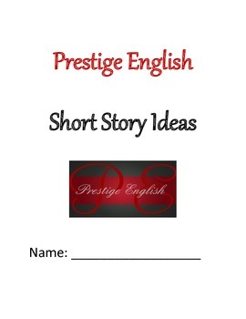 Short Story Ideas/Prompts