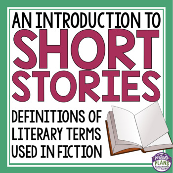 SHORT STORY INTRODUCTION