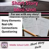 Short Story Mini-Unit