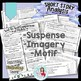 Short Story Lesson with Text - Suspense, Imagery, Motif - English Language Arts