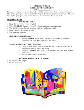 Short Story Literary Circles