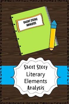 Short Story Literary Elements Analysis