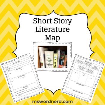 Short Story Literature Map