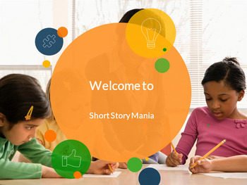 Fun Creative Writing Short Story Mania