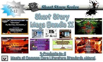 Short Story Mega Bundle 2 Common Core Rigor