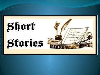 Short Story Narrative Conventions PowerPoint Presentation.