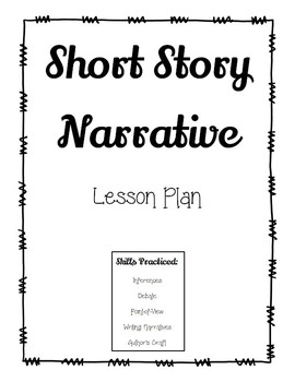 Short Story Narrative Skills Practice