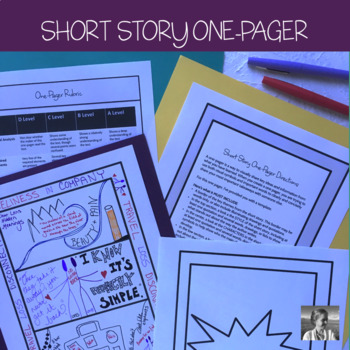 Short Story One-Pager