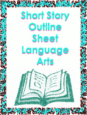 Short Story Outline for ELA