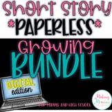 Short Story Digital Units - GROWING BUNDLE (Paperless)